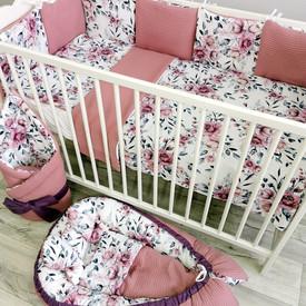 Wyprawka do łóżeczka dla niemowlaka