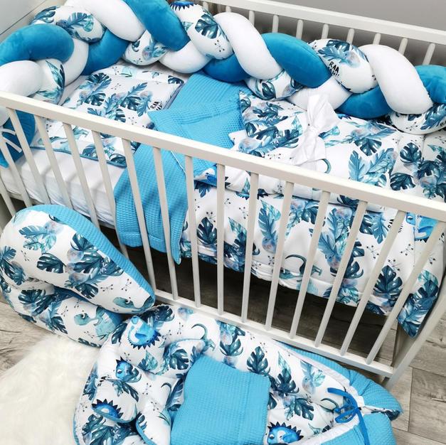 Pościel do łóżeczka 120x60 dla chłopca.j