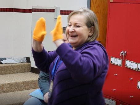 BLRL Librarian of The Month: Verna Fry, The Children of Cassville's Best Friend.