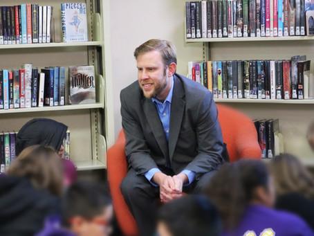 Leaders as Readers Storytime: