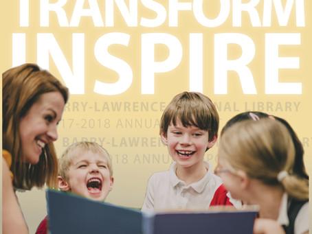 BLRL Annual Report 2017-2018