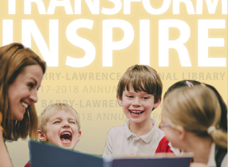 BLRL 2018 Annual Report