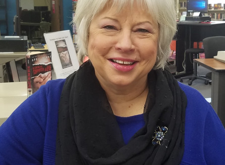 BLRL Librarian of The Month: Connie Curbow, Still Working For Purdy Residents