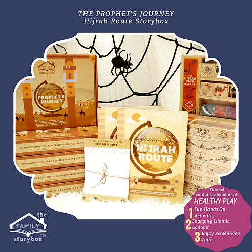 Hijrah Route Storybox