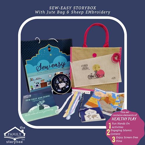 Sew Easy Storybox