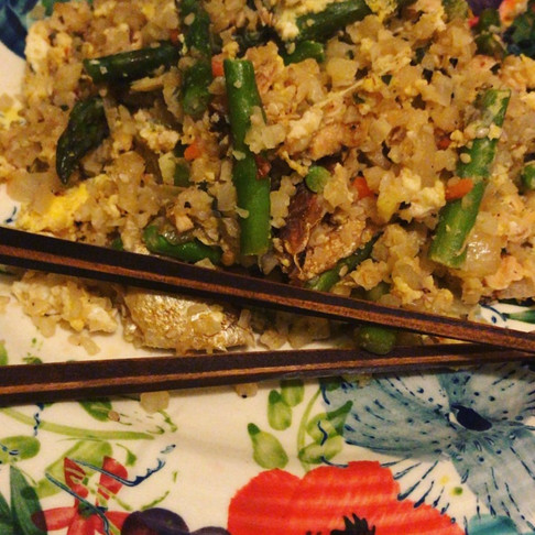 Cauli Fried Rice Recipe