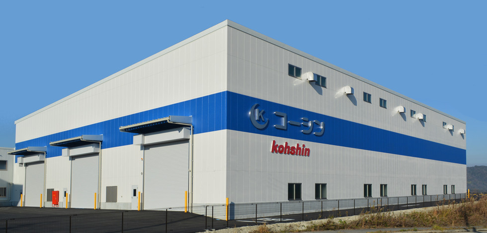 機械製作工場/広島県