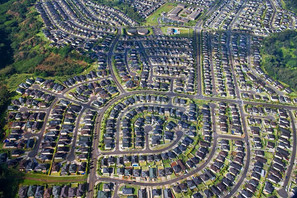 About urban sprawl