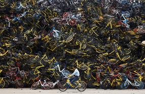 Kaupunkipyörä on osa julkista liikennettä
