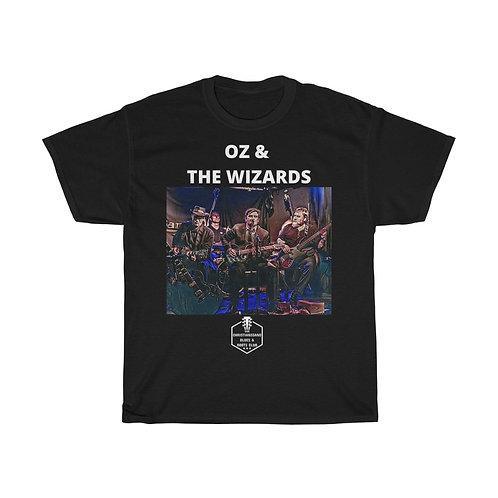 Oz&The Wizards - CBRC T-skjorte