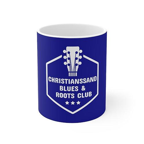 CBRC Blue Ceramic Mug (EU)