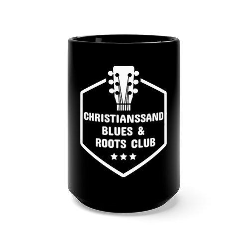 Black CBRC Mug 15oz