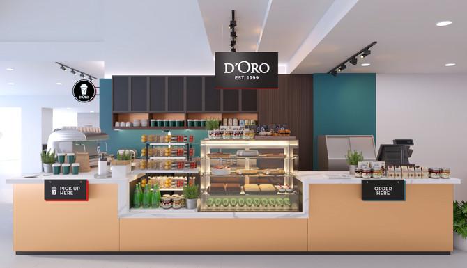 เปิดสาขาใหม่ D'Oro โรงพยาบาล สมิติเวช ธนบุรี