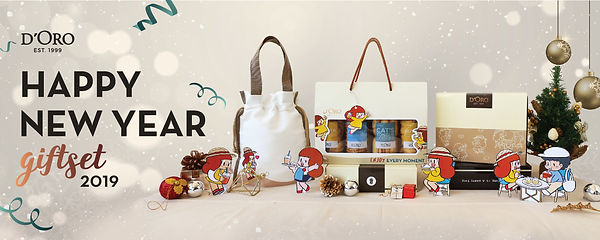 happy new year giftset 2109 _ Promotion-