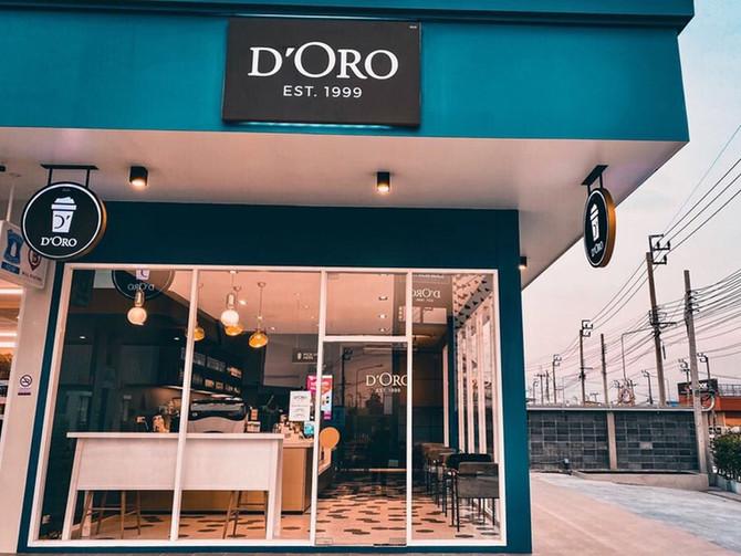 เปิดสาขาใหม่ D'ORO สาขา SUCCO หทัยราษฎร์