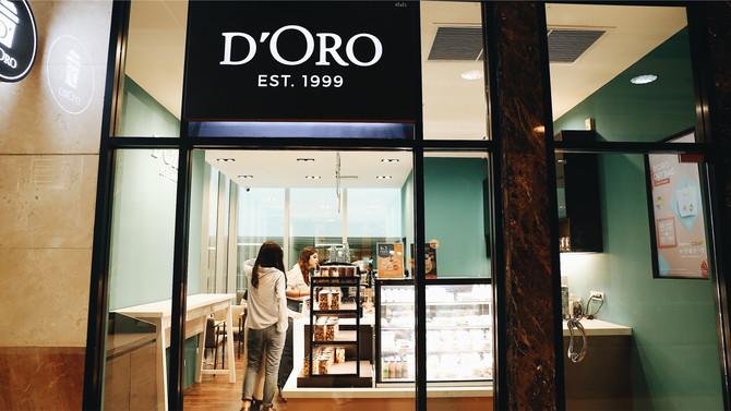 เปิดสาขาใหม่ D'ORO สาขา Thai Summit Tower