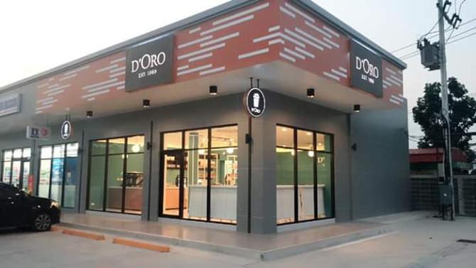 เปิดสาขาใหม่ D'ORO สาขา Susco บางคูวัต