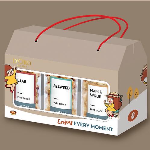 D'Oro x Mamung's Premium Gift Set