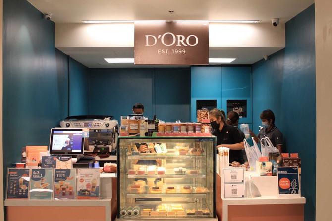 เปิดสาขาใหม่ D'ORO รพ.เมดพาร์ค (MedPark Hospital)