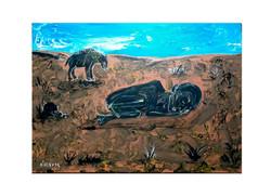 famine en africa