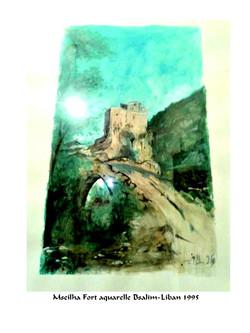 Fort de Msaylha