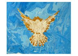 Saint Esprit Acrylique  30x24