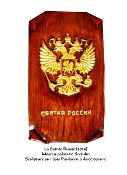 B--aigle de l'empire Russe