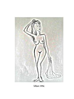 Eve séductrice