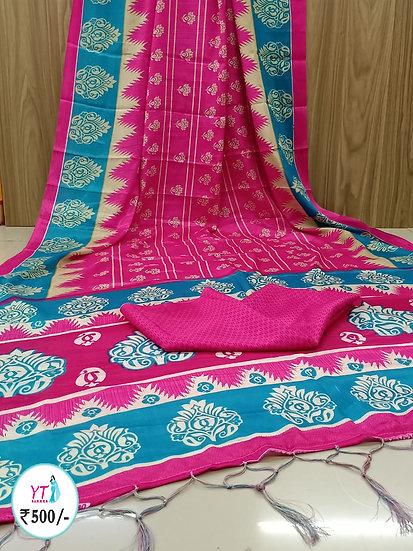 YT Soft Silk - Pink Contrast