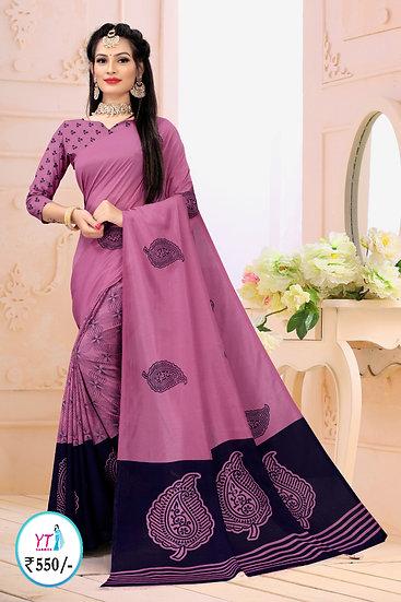 YT Fancy Vichithra - Purple