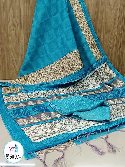 YT Soft Silk - Trendy Blue