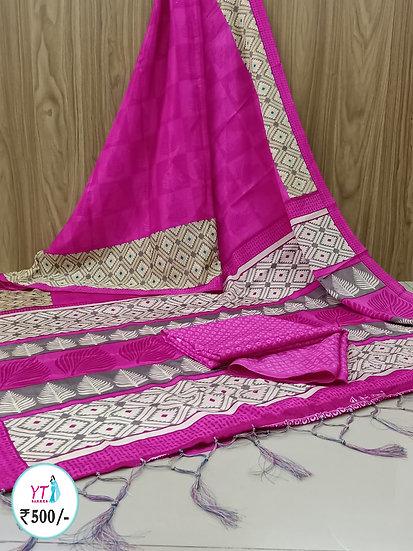 YT Soft Silk - Hot Pink