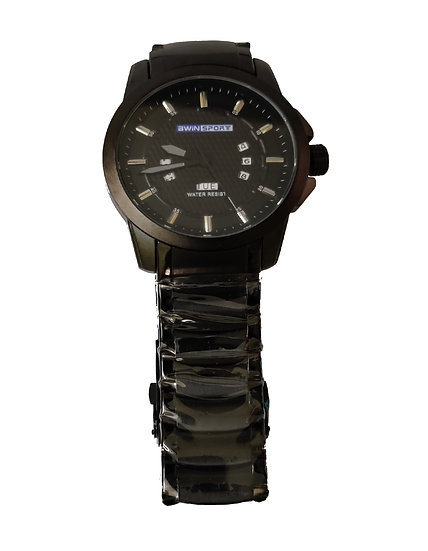 BWIN SPORT Men's Watch with Day & Date