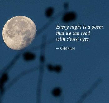 Oddman Quote on NightLife