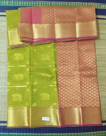 YT Grand Silk Green Pink