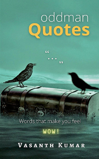 Oddman Quotes