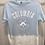 Thumbnail: Bleach Dye Columbia University T-Shirt