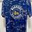 Thumbnail: Bleach Dye Golden State Warriors