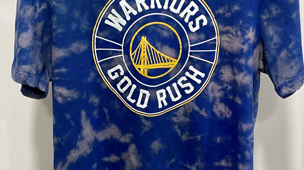 Bleach Dye Golden State Warriors