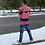 Thumbnail: Tie Dye New York Rangers #30 T-Shirt