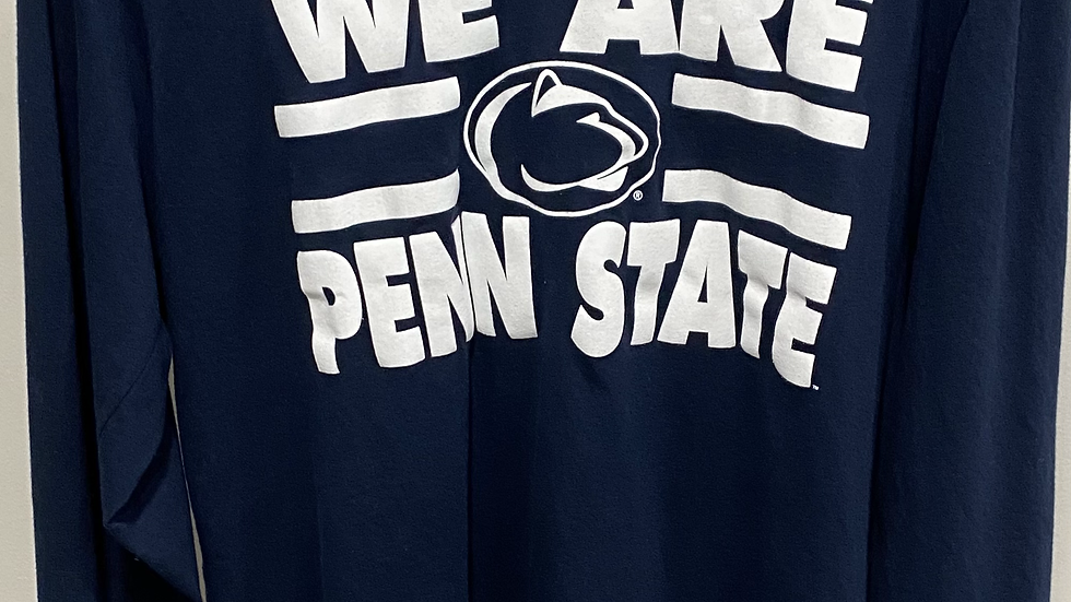 Tie Dye Penn State Long Sleeve