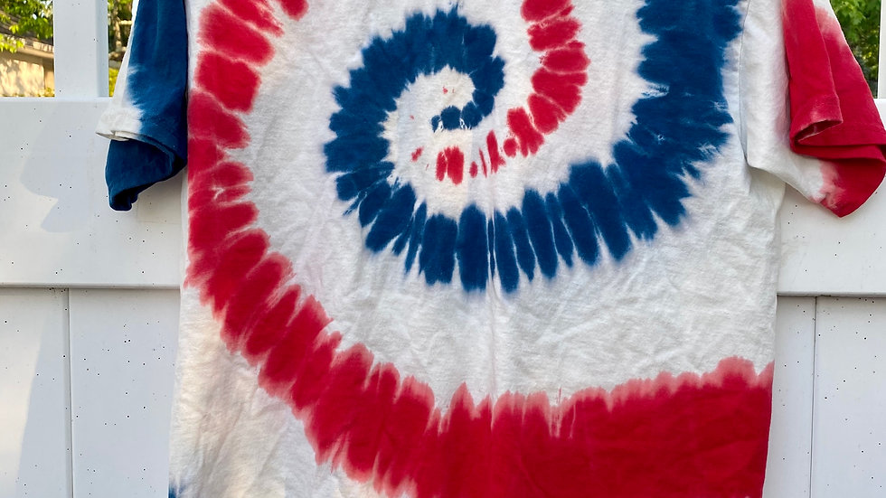 American Tie Dye T-Shirt