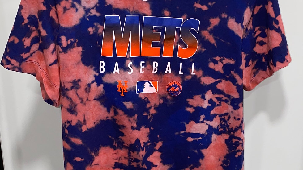 Tie Dye New York Mets T-Shirt