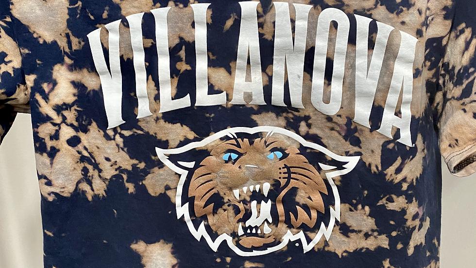 Tie Dye Villanova T-Shirt