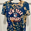 Thumbnail: Tie Dye New York Rangers T-Shirt