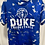 Thumbnail: Tie Dye Duke Basketball T-Shirt