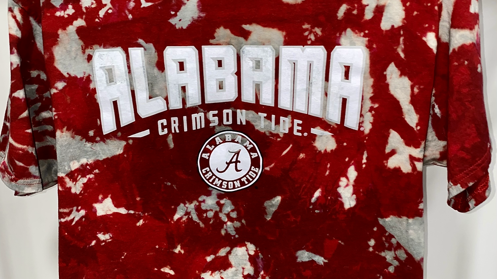Tie Dye Alabama T-Shirt