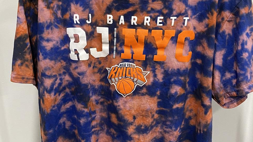 Tie Dye New York Knicks tee