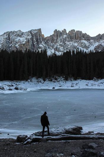 Carezza Lake, Italy