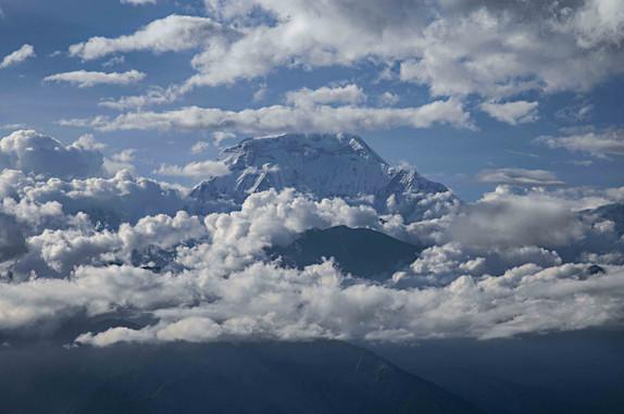 Mount Dhaulagiri, Nepal